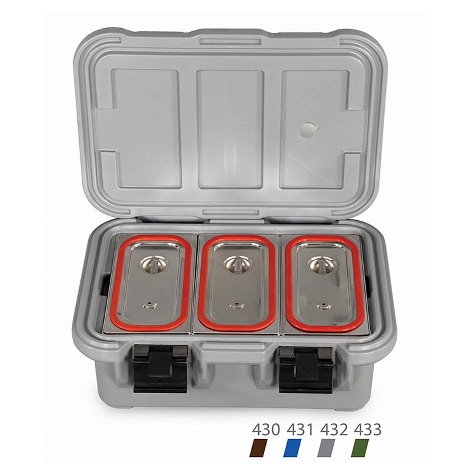 Kapp - THERMOBOX MAX. GN1/1-200 KAHVERENGİ