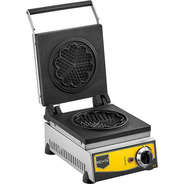 Remta - Elektrikli Çiçek Model Çiftli Waffle Makinesi